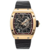 Richard Mille Rose gold 40mm Automatic RM023 pre-owned