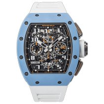 Richard Mille Ceramic 50mm Automatic RM011-FM pre-owned