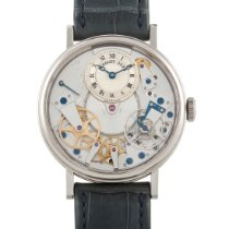 Breguet Tradition White gold 37mm Transparent United States of America, Pennsylvania, Southampton