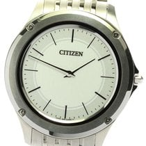 Citizen Eco-Drive One pre-owned 39mm Silver Steel