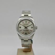 Rolex Oyster Perpetual 31 Stål 31mm Sølv