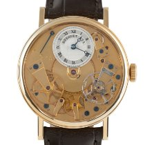 Breguet Tradition Yellow gold 38mm Gold