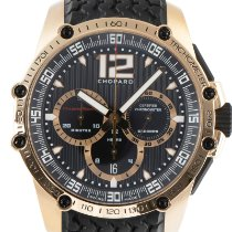 Chopard Superfast Red gold 46mm Black