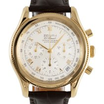 Zenith 06-0210-400 Yellow gold 1990 El Primero Chronograph 39.5mm pre-owned