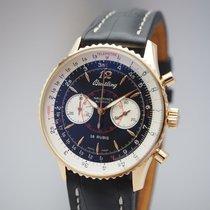 Breitling Montbrillant novo 2005 Automático Cronógrafo Relógio com caixa e documentos originais H47330
