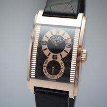 Rolex Cellini Prince Rosa guld 28mm