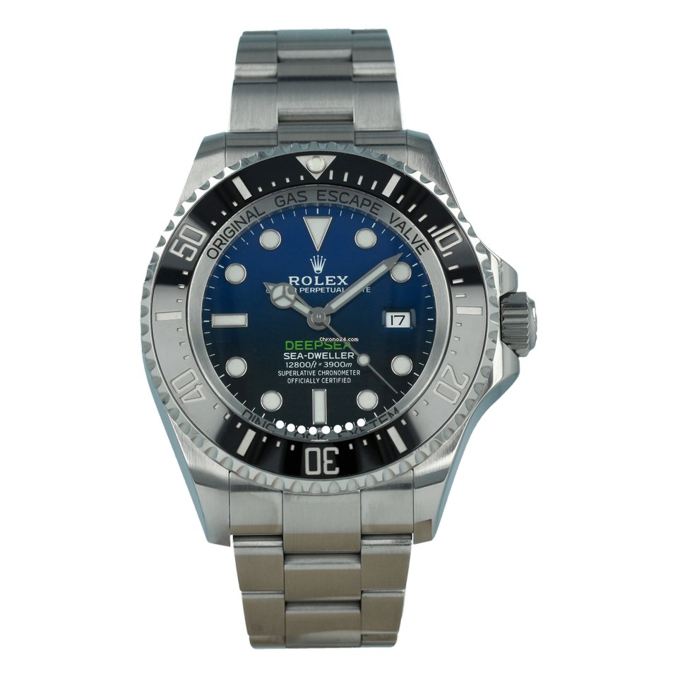 Rolex Sea-Dweller Deepsea 126660 Deepsea 2018 2020 usados