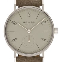 NOMOS new Manual winding Small seconds 32.8mm Steel Sapphire crystal