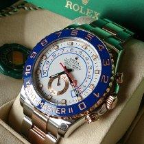 Rolex Yacht-Master II 116681 Неношеные Золото/Cталь Автоподзавод