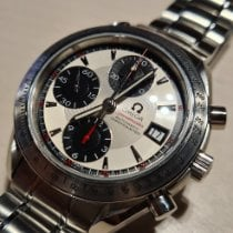 Omega Speedmaster Date new 2008 Automatic Chronograph Watch with original papers 3211.31.00