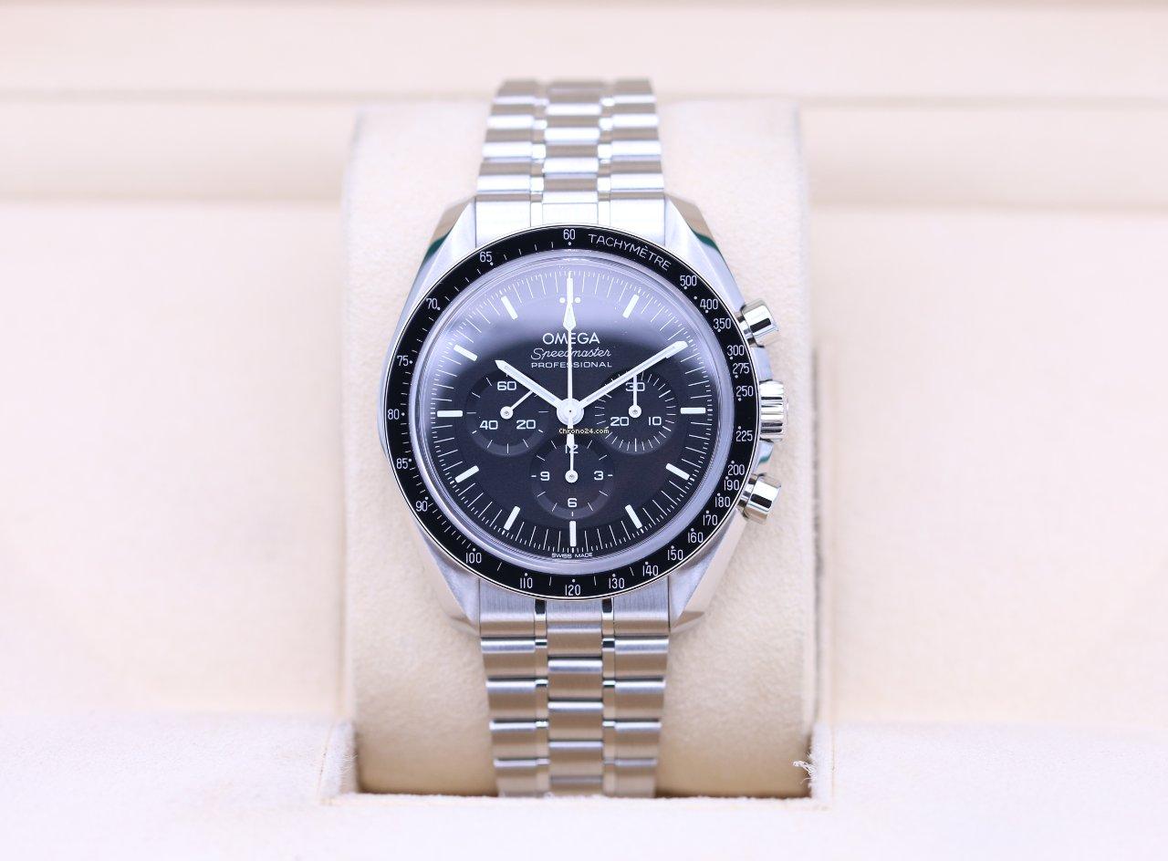 Omega Speedmaster Professional Moonwatch 310.30.42.50.01.002 2021 new