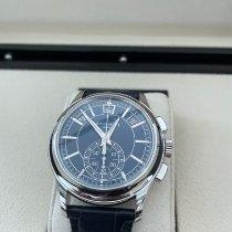 Patek Philippe 5905P-001 Платина 2021 Annual Calendar Chronograph 42mm подержанные