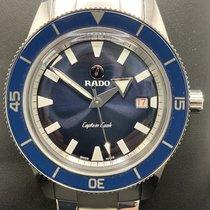 Rado pre-owned Automatic 42mm Blue Sapphire crystal 30 ATM