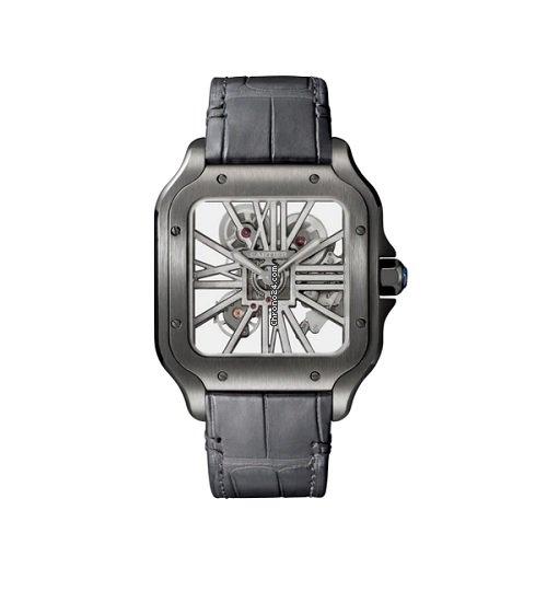 Cartier Santos (submodel) WHSA0009 2021 new