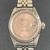 Rolex 79174G Acier 2003 Lady-Datejust 26mm occasion