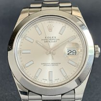 Rolex Datejust II Steel 41mm Silver No numerals United States of America, Tennesse, Nashville, TN