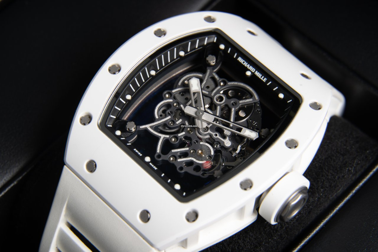 Richard Mille RM 055 Rm055 2020 pre-owned