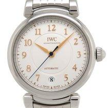 IWC Сталь 36mm Автоподзавод IW458307 подержанные