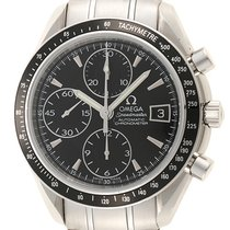 Omega Steel Automatic 3210.50 pre-owned