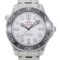 Omega Steel 42mm Automatic 210.30.42.20.04.001 new