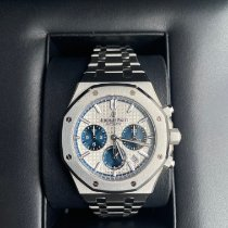 Audemars Piguet Steel 38mm Automatic 26315ST.OO.1256ST.01 pre-owned