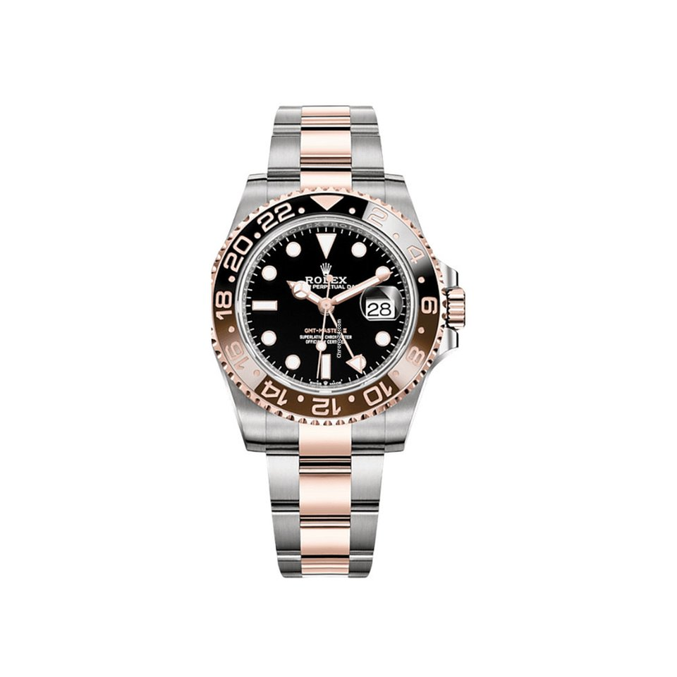 Rolex GMT-Master II 126711CHNR novo