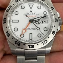 Rolex Steel 42mm Automatic 216570 pre-owned