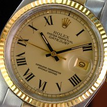 Rolex Gold/Steel 36mm Automatic 1601 pre-owned