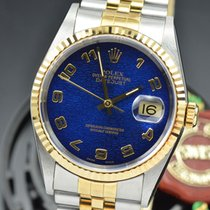 Rolex Gold/Steel 36mm Automatic 16233 new