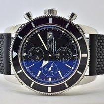 Breitling Superocean Heritage Chronograph Stahl 46mm Schwarz Keine Ziffern Deutschland, Iffezheim