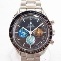 Omega 3577.50 Ocel 2004 Speedmaster Professional Moonwatch 42mm použité