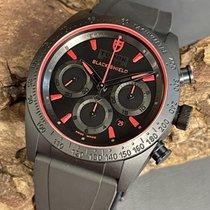 Tudor Fastrider Black Shield nouveau 2021 Remontage automatique Chronographe Montre avec coffret d'origine et papiers d'origine 42000CR