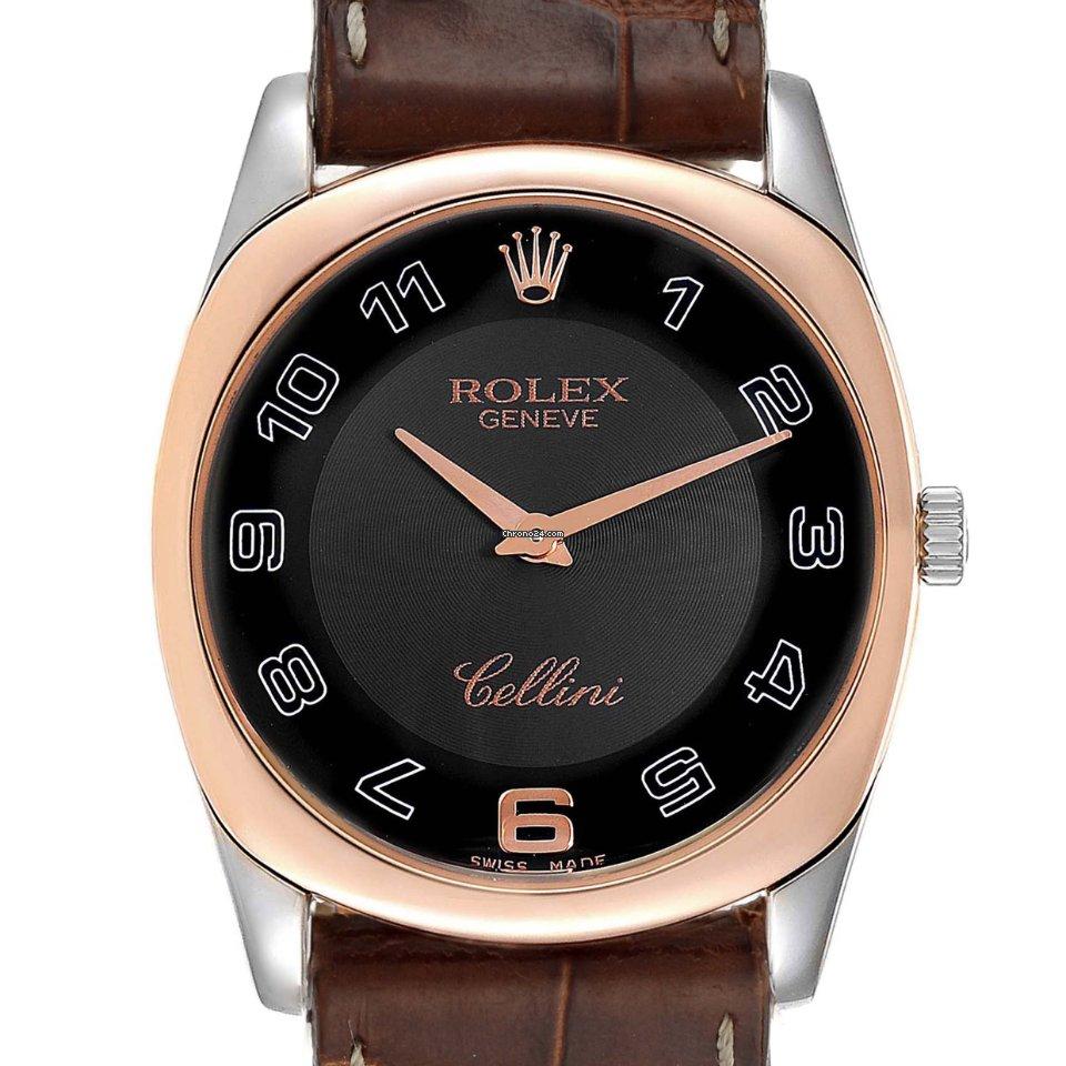 Rolex Cellini Danaos 4233 2001 pre-owned