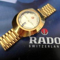 Rado Diastar Тантал 35mm Золотой Без цифр