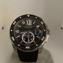 Cartier Calibre de Cartier Diver new Automatic Watch with original box and original papers 3729