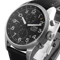 Oris Big Crown ProPilot Chronograph GMT Steel