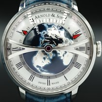 Arnold & Son Steel 45mm Automatic 1WTAS.S01C.C155A United States of America, Florida