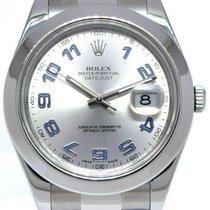 Rolex Datejust II Steel 41mm Silver Arabic numerals United States of America, Florida, Boca Raton