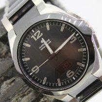 Junghans Spektrum Steel 41.6mm Grey Arabic numerals