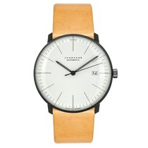 Junghans max bill Automatic Steel 38mm White United States of America, New Jersey, Cresskill