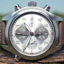 IWC Pilot Double Chronograph nieuw Automatisch Chronograaf Horloge met originele doos en originele papieren