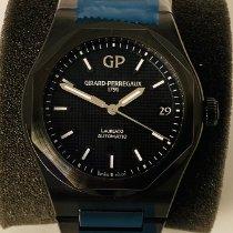 Girard Perregaux Ceramic Automatic Black No numerals 42mm new Laureato