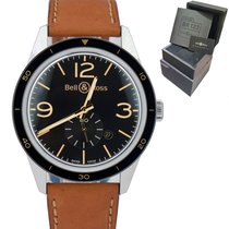 Bell & Ross Steel 41mm Automatic Vintage pre-owned United States of America, New York, Massapequa Park