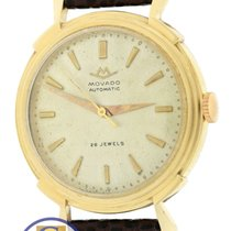 Movado Yellow gold 35mm Automatic pre-owned United States of America, New York, Massapequa Park