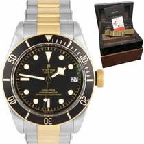 Tudor Black Bay Gold/Steel 41mm Black United States of America, New York, Massapequa Park
