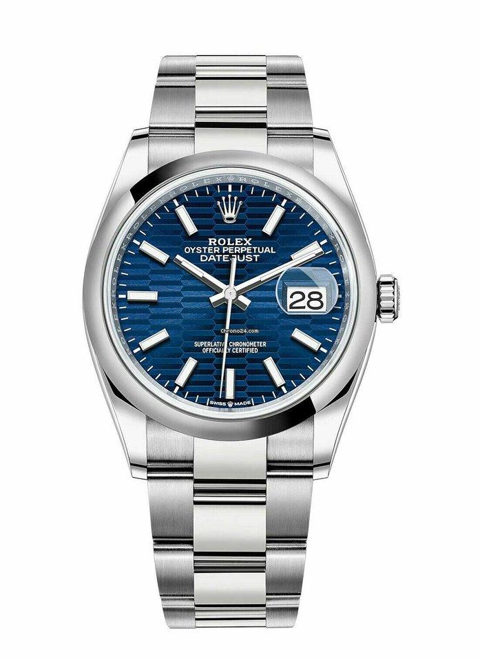 Rolex Datejust 126200 new