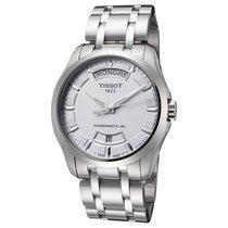 Tissot Couturier новые Автоподзавод Часы с оригинальными документами и коробкой T0354071103101