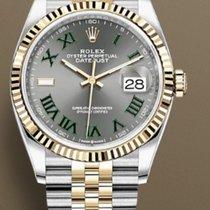 Rolex 126233 Oro/Acciaio 2021 Datejust 36mm nuovo Italia, Trento