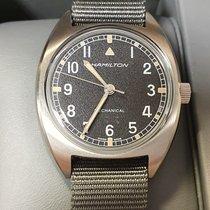 Hamilton Khaki Pilot Pioneer Black Arabic numerals United States of America, Florida, key west