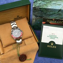 Rolex 16710 Steel 1999 GMT-Master II 40mm pre-owned
